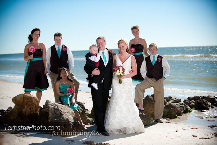 Ft Myers Florida Wedding