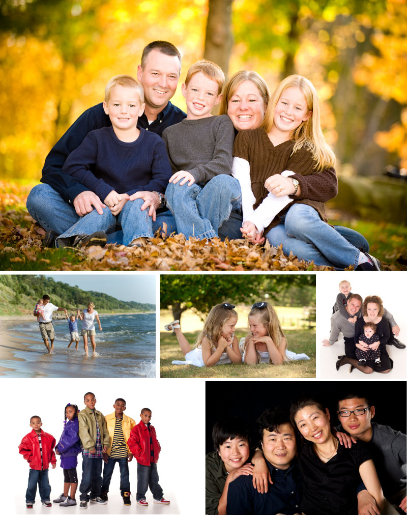 Grand Rapids Family Photos