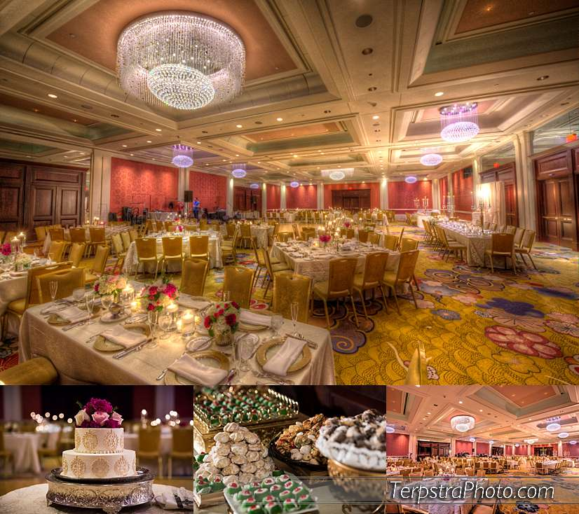 Amway Grand Plaza Wedding Receptions