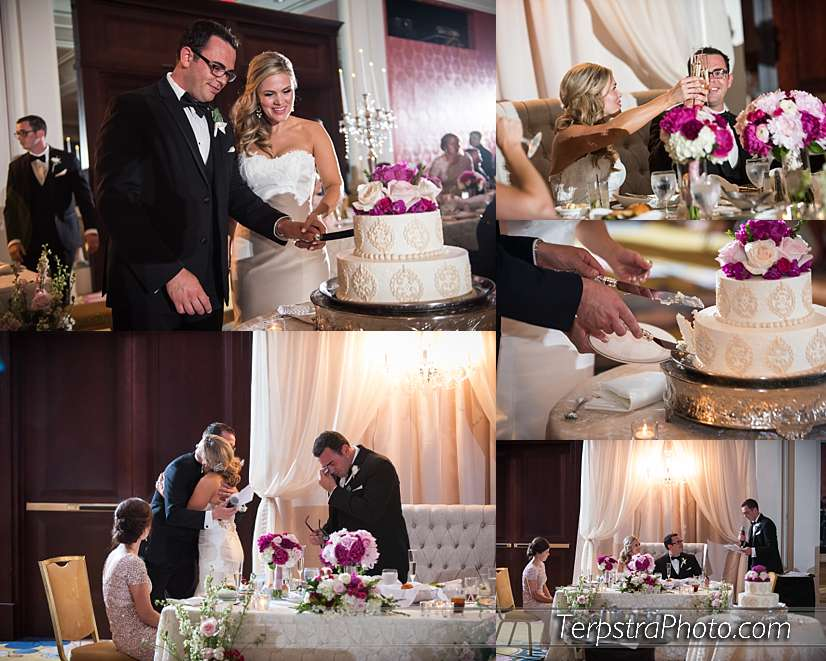 Amway Grand Plaza Wedding Photographer